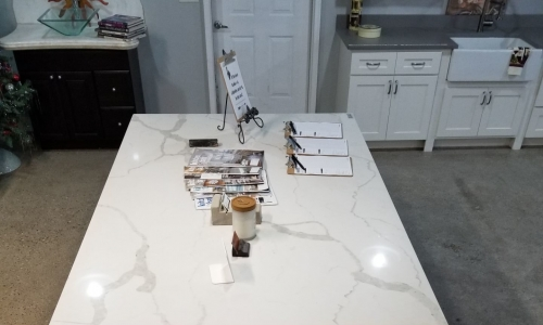 Shop Southwest Michigan's Largest Selection of Kitchen Countertops